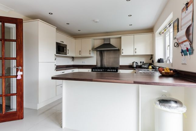 Thumbnail Detached house for sale in Fordd Towyn, Abergele, Conwy
