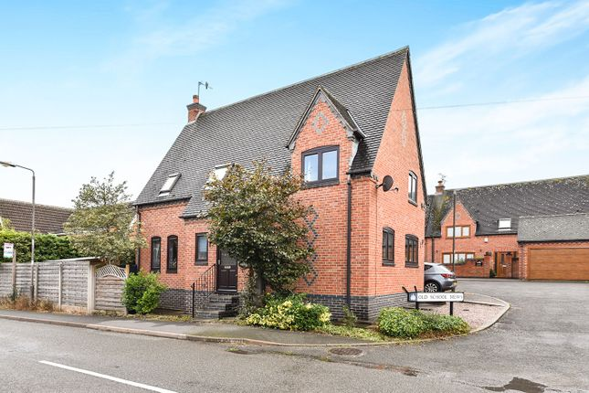 Thumbnail Link-detached house for sale in Old School Mews, Aston-On-Trent, Derby
