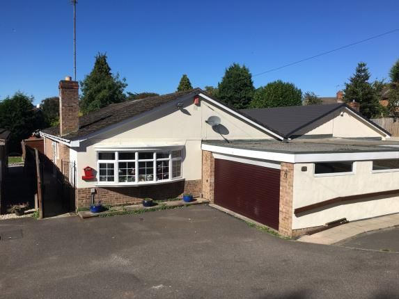 Thumbnail Bungalow for sale in Beeches Close, Kingswinford, West Midlands, .