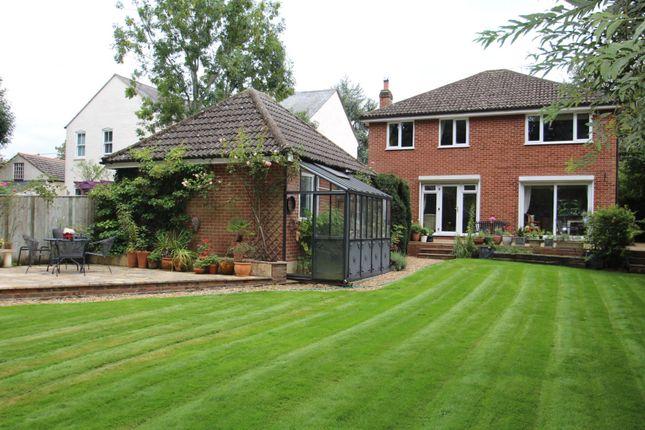 Detached house for sale in Church Lane, Mursley, Milton Keynes