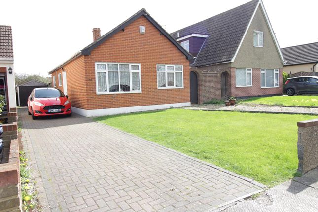 Thumbnail Detached bungalow for sale in Stanway Road, Benfleet