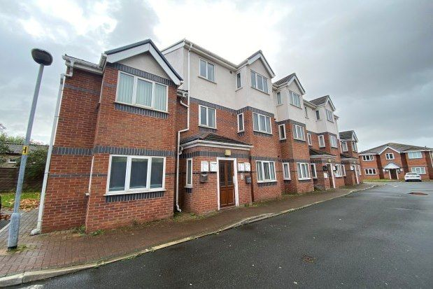 Thumbnail Flat to rent in Maberley View, Liverpool