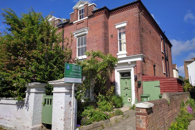 Thumbnail Maisonette to rent in St Andrews Road, Southsea