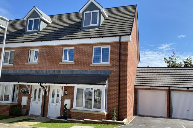 3 bed semi-detached house for sale in Channer Place, Westward Ho, Bideford EX39