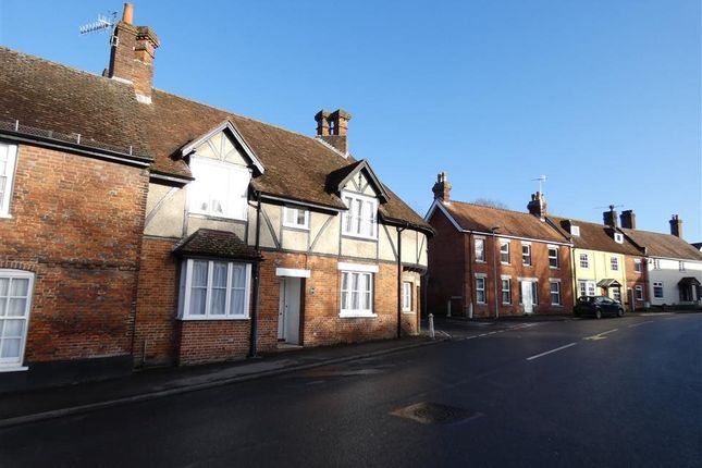 Thumbnail Terraced house to rent in 27 High Street, Downton, Salisbury