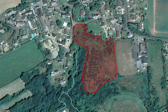 Thumbnail Land for sale in Trewarren Road, St. Ishmaels, Haverfordwest