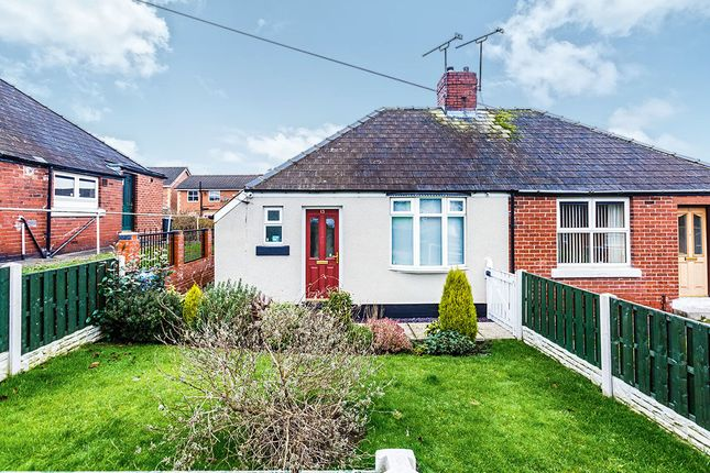 Thumbnail Bungalow for sale in Harvey Road, Chapeltown, Sheffield