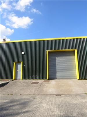 Light industrial to let in Unit 12, St Margarets Park, Aberbargoed