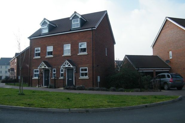 Thumbnail Property to rent in Staxton Drive Kingsway, Quedgeley, Gloucester