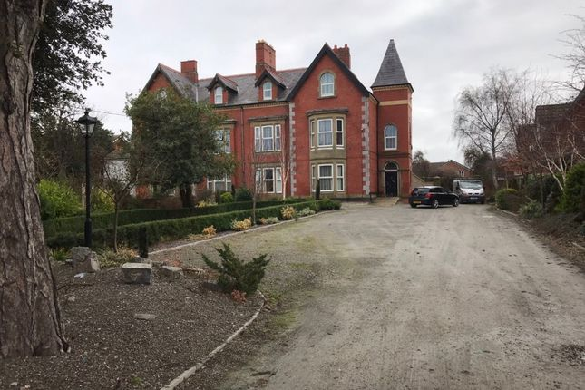 Thumbnail Flat to rent in Dyserth Road, Rhyl, Clwyd