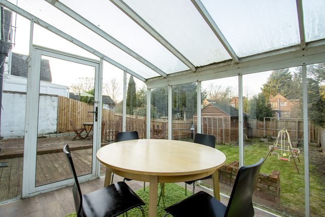Conservatory of Froxfield Avenue, Reading, Berkshire RG1
