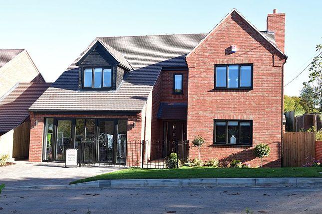 Thumbnail Detached house for sale in Plot 14, Haughton Lane, Morville, Bridgnorth, West Midlands