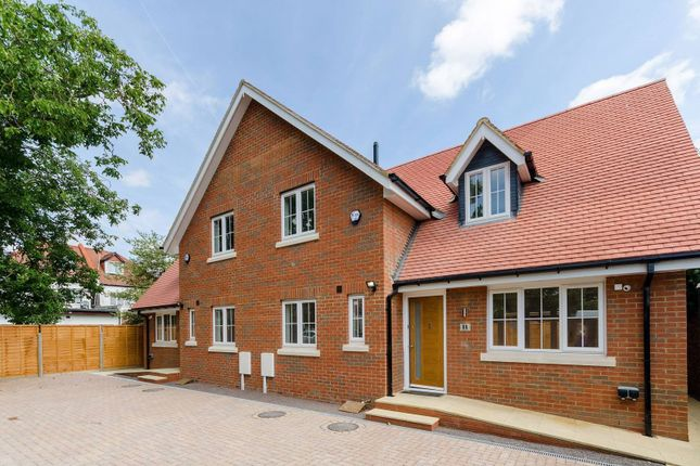 Thumbnail Semi-detached house for sale in Dawn Close, Hounslow West