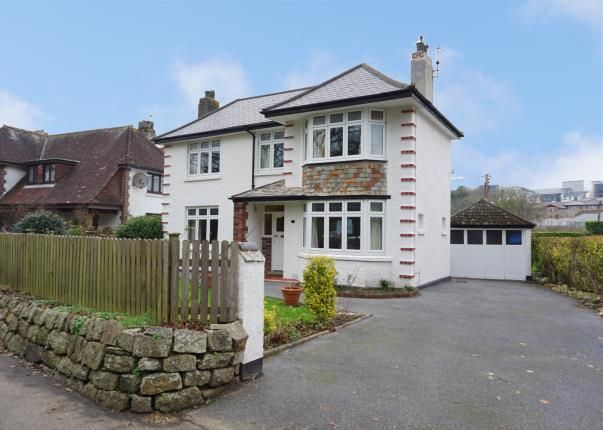 Thumbnail Detached house for sale in St Austell, Cornwall, Uk