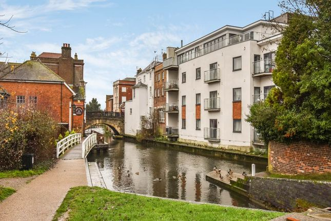 Thumbnail Flat to rent in Nicholas Wharf, Newbury, Berkshire