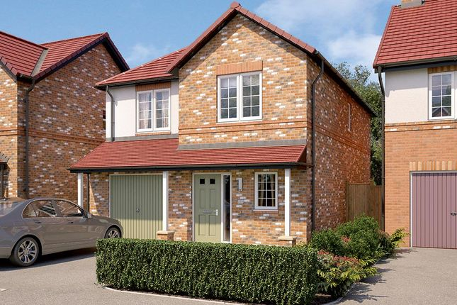 "Thumbnail Detached house for sale in ""The Newton"" at Rectory Lane, Guisborough"