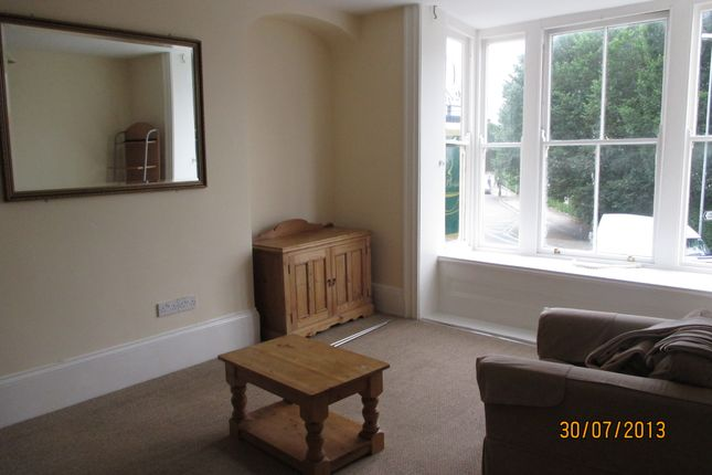 Thumbnail Flat to rent in Jubilee Terrace, Southsea