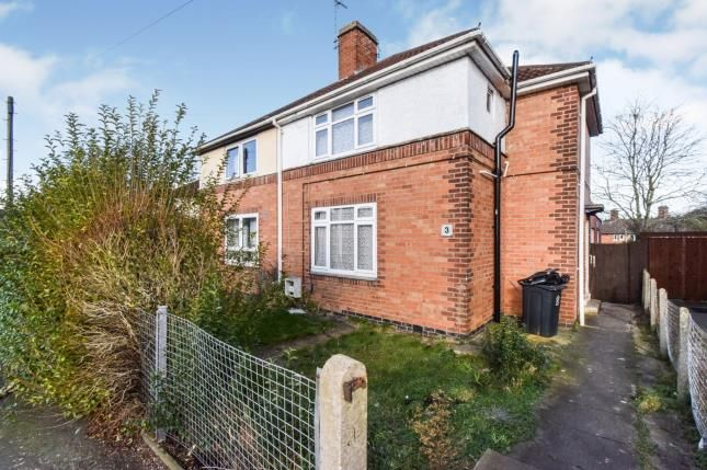 Front Views of Worrall Close, Leicester, Leicestershire LE3