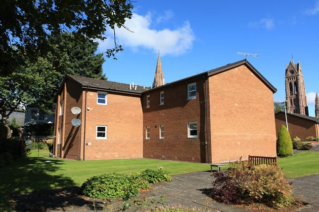 Thumbnail Flat for sale in 11 Strathearn Court, Crieff