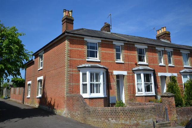 Thumbnail Terraced house for sale in Cliddesden Road, Basingstoke