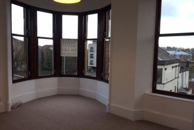 Thumbnail Flat to rent in Clarkston Road, Glasgow