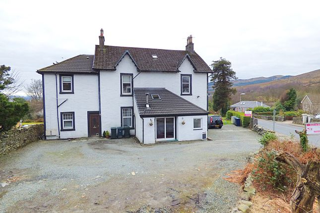 Thumbnail Flat for sale in Ben-Corrum Brae, Dunoon