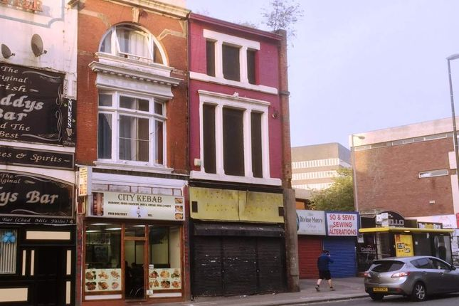 Thumbnail Restaurant/cafe for sale in Liverpool L3, UK