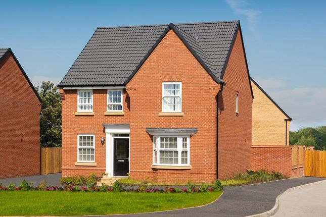 "Thumbnail Detached house for sale in ""Holden"" at Danby Road, Littleover, Derby"
