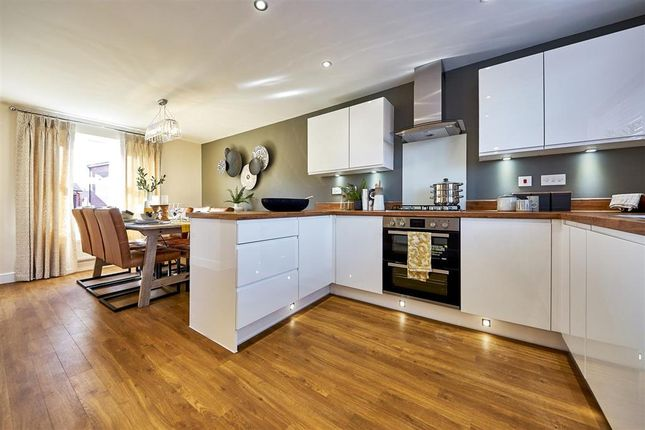 "3 bed detached house for sale in ""The Keydale - Plot 132"" at Daventry Road, Southam CV47"