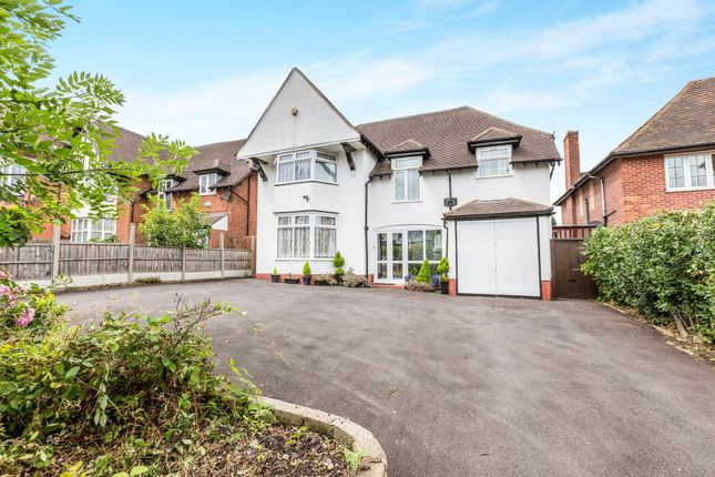 Thumbnail Detached house for sale in Anderton Park Road, Birmingham, West Midlands