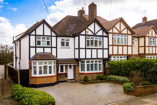 Thumbnail Semi-detached house for sale in Kenwood Avenue, London