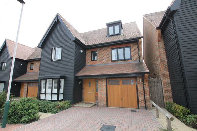 Thumbnail Detached house for sale in Bridgefields Close, Hornchurch
