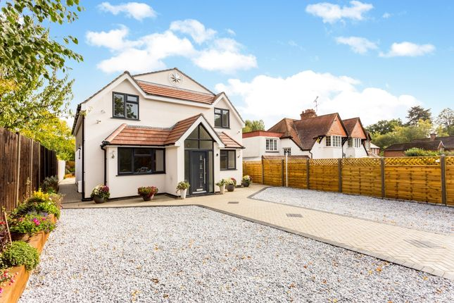 Thumbnail Flat to rent in School Road, Windlesham
