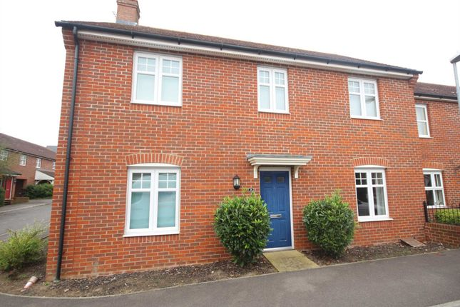 Detached house to rent in Pheasant View, Bracknell