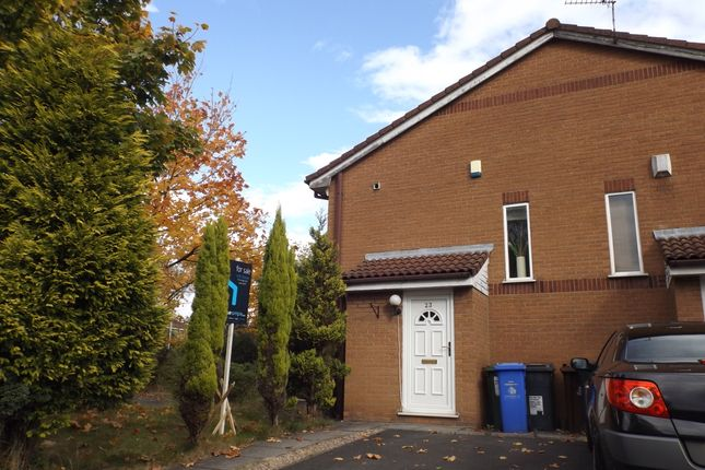 Thumbnail Mews house to rent in Wells Court, Dukinfield