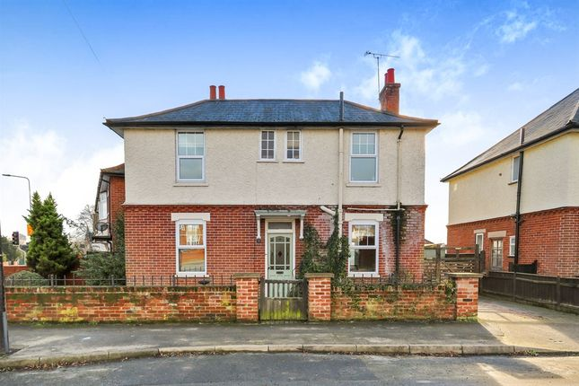 Thumbnail Detached house for sale in Kelvin Road, Ipswich