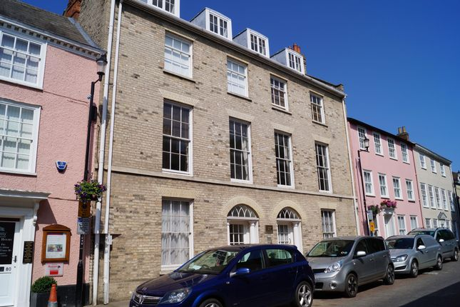 Thumbnail Flat to rent in Whiting Street, Bury St. Edmunds