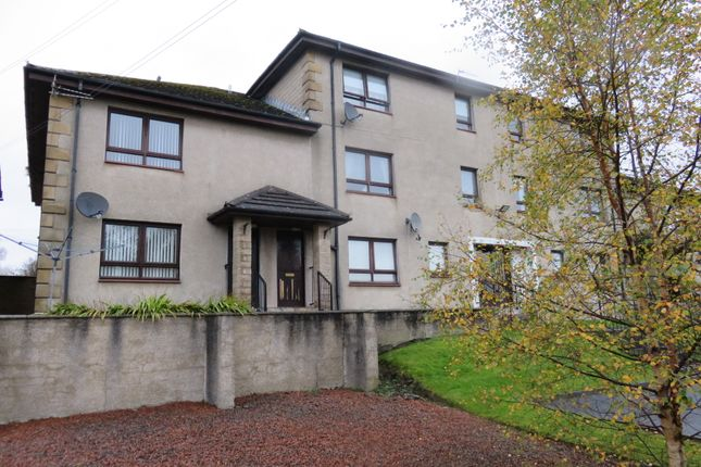 Thumbnail Flat for sale in Forrest Street, Airdrie