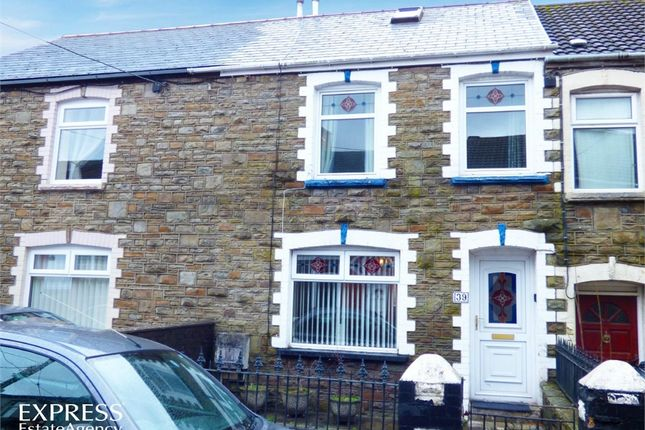 Thumbnail Terraced house for sale in Victoria Street, Abertillery, Blaenau Gwent