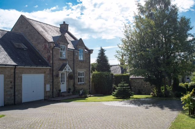 Detached house for sale in The Oaks, Matfen, Newcastle Upon Tyne