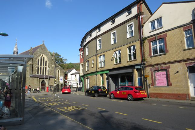 Thumbnail Studio for sale in Commercial Street Arcade, Abertillery