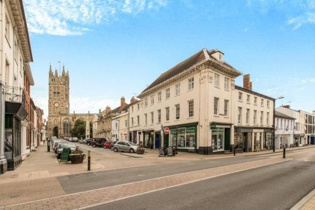 Thumbnail Flat to rent in Jury Street, Warwick