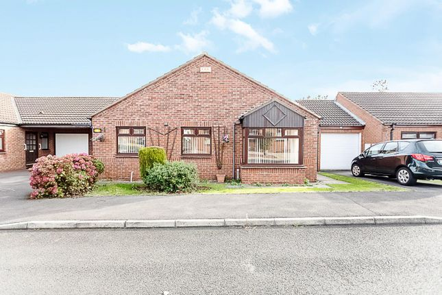 Thumbnail Semi-detached bungalow for sale in Elvet Green, Chester Le Street