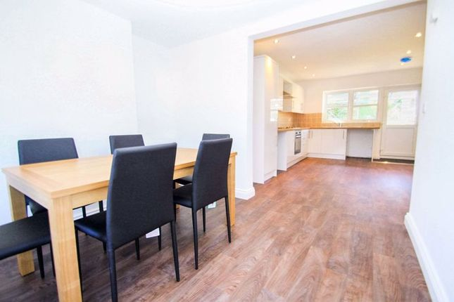 Thumbnail Detached house to rent in Ridley Road, Winton, Bournemouth