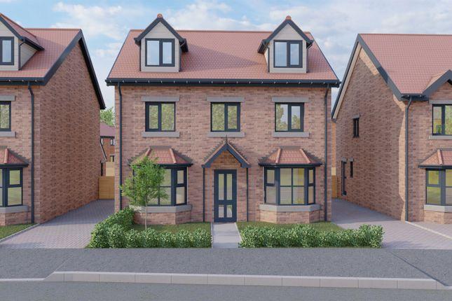 Thumbnail Detached house for sale in Collingbourne Avenue, Hodge Hill, Birmingham