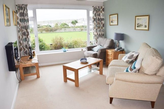 Thumbnail Flat for sale in Perrancoombe, Perranporth