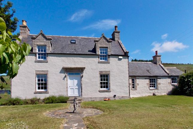 Thumbnail Detached house for sale in Glenkindie, Alford