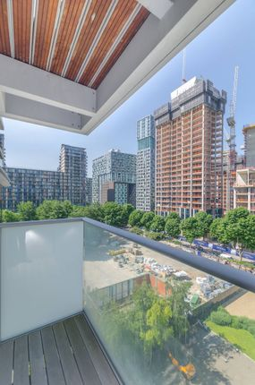 2 bed flat for sale in Pan Peninsula Square, Canary Wharf