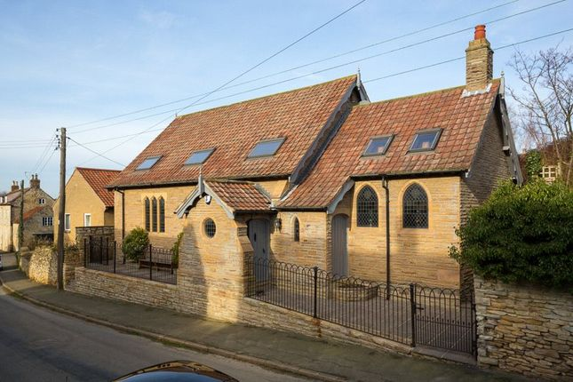 Detached house for sale in Main Street, Westow, York, North Yorkshire