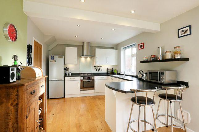 Thumbnail Semi-detached house for sale in Claremont Avenue, Bristol
